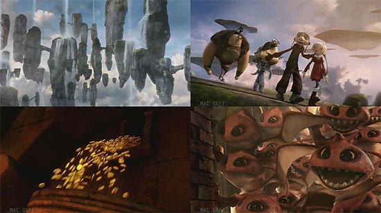【3DCG】 パリ発のフルCG映画『chasseurs de dragon(ドラゴンハンターズ)』