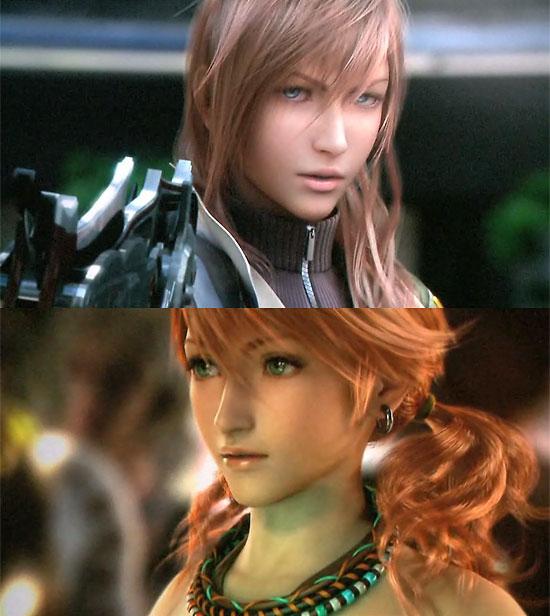 【タレコミ】 高画質版!E3 2008『FINAL FANTASY XIII』のムービー