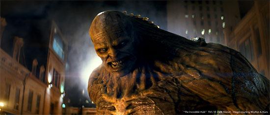【3DCG】 解像度も馴染みも半端ネェ!『Incredible Hulk (インクレディブル ハルク)』一枚絵