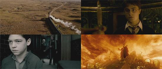 【タレコミ】 ハリーがだんだん大人に…。6作目『ハリー・ポッターと謎のプリンス』予告編と撮影の様子と撮影の様子