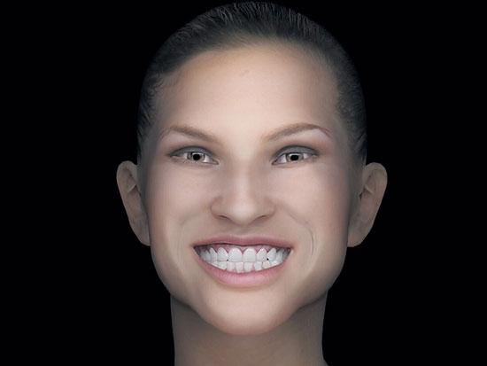 【3DCG】 微妙な表情までキャプチャー『FACE PRO』