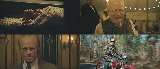 【タレコミ】 VFXはデジタルドメイン。老人に生まれ年を取ると若返る『ベンジャミン・バトン 数奇な人生』トレーラー