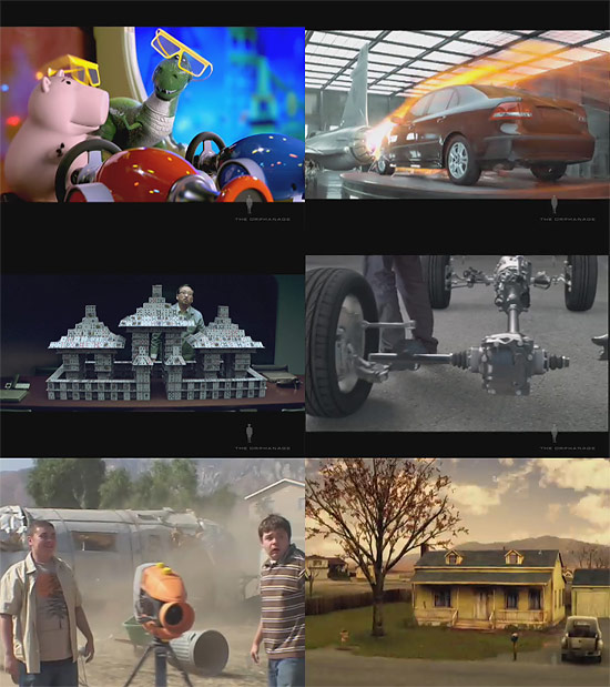 【3DCG】 凄すぎて訳がわからん。CGプロダクション『The Orphanage』のデモリール