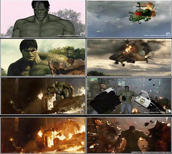 【タレコミ】 『Pixel Liberation Front』 による、『Incredible Hulk』のアニマティクス