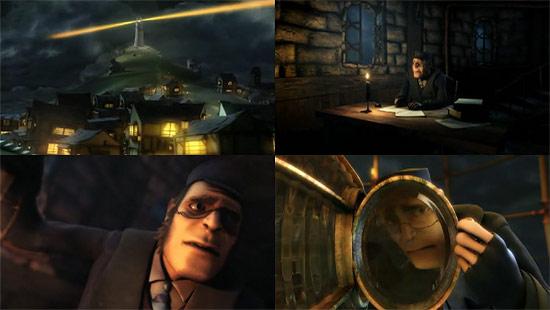 【タレコミ】 灯台の管理人さんを描いたショートフィルム作品『Lighthouse』