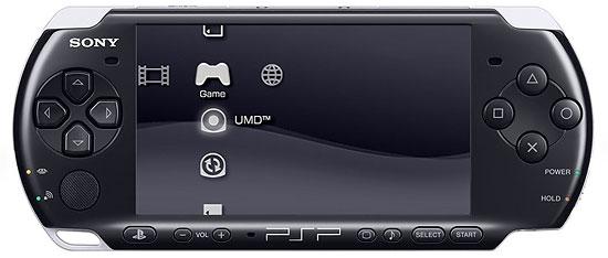 【その他】 マイクが付いて液晶が見やすくなった!新型PSP『PSP-3000』正式発表