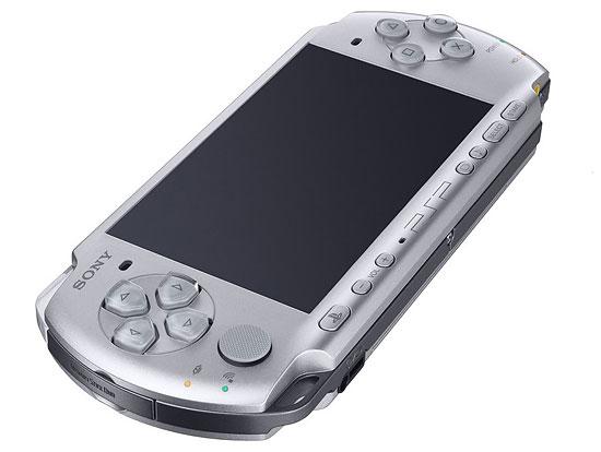 【ゲーム】 マイクが付いて液晶が見やすくなった!新型PSP『PSP-3000』正式発表