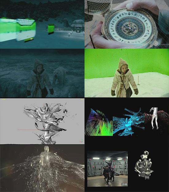 【3DCG】 デジタルドメインメイキング『ライラの冒険 黄金の羅針盤(The Golden Compass)』