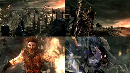 【3DCG】 Blur Studioが手掛けたゲームムービー『Warhammer Online』