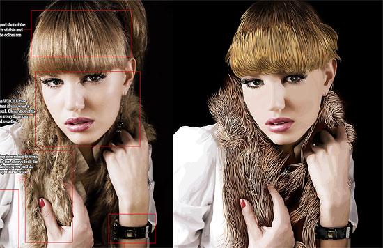 実写をトゥーンのようなタッチへ 『Vexel Image tutorial』