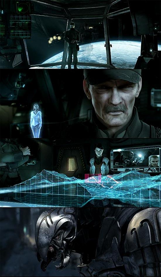 【タレコミ】 司令官の表情がたまらん。『HALO Wars』新作ムービー