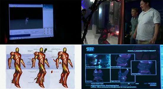 【3DCG】映画『IRONMAN』飛行モーションの秘密