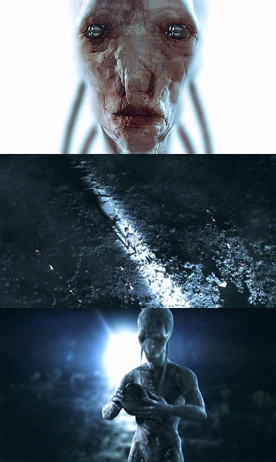 【タレコミ】 エイリアンがキモイ位リアル『Alien Relations』