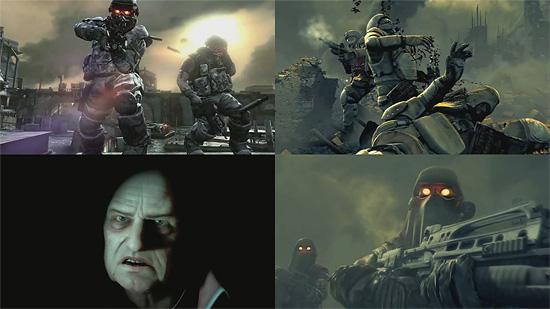 【3DCG】 グラフィックが半端無いゲーム PS3『Killzone2』