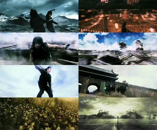 【その他】 紀里谷監督 2作目の映画 『GOEMON』トレーラー