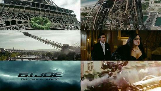 【3DCG】 VFXは凄い!でもこの怪しい忍者はなんだ?映画『G.I.JOE』トレーラー
