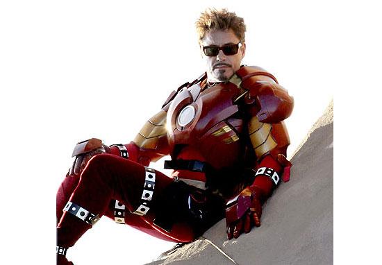 【その他】 映画『IRONMAN2』のセットとスーツが監督のTwitterで公開される