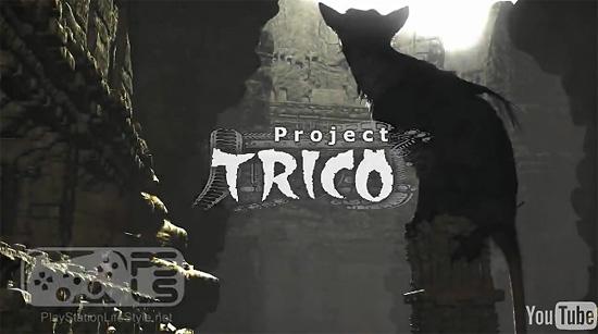 【3DCG】 ICOチームの最新作 PS3『TRICO(仮題?)』のリーク映像