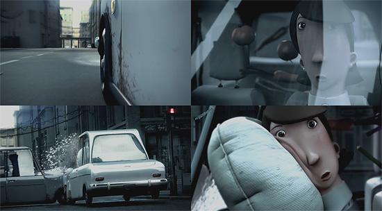 【3DCG】 メイキング画像付きのショートフィルム 『The Moment(瞬間)』