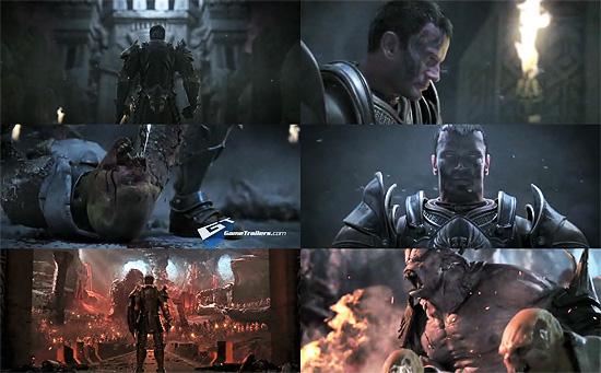 【3DCG】 ゲーム『Dragon Age: Origins』の3DCGムービー