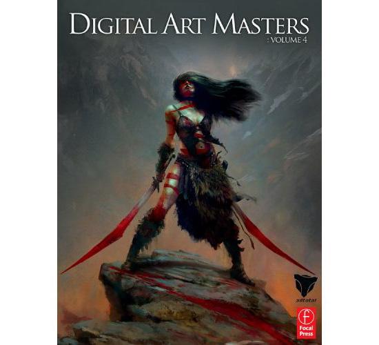【3DCG】 『Digital Art Masters Volume4』は2009年7月6日発売予定!予約受付中