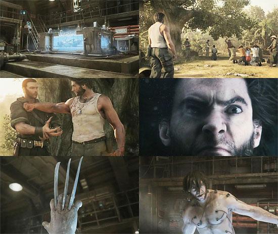 【3DCG】 顔のアップが半端ねぇ!『X-Men Origins: Wolverine』の3DCGムービー