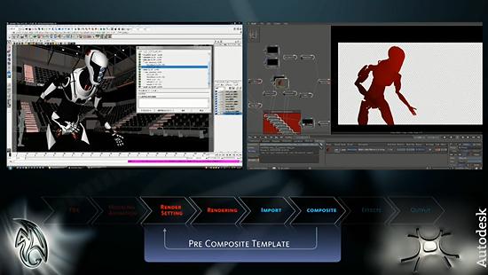 【3DCG】 日本語でToxikの紹介ムービーも!必見のオートデスク製品の新機能デモ映像