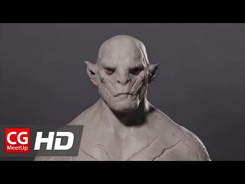CGI VFX - Making of - Azog - The Hobbit An Unexpected Journey by Weta Digital | CGMeetup