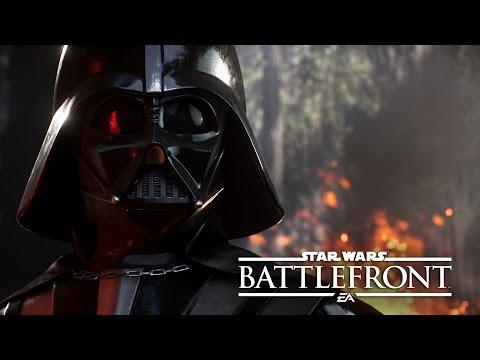 Star Wars バトルフロント: 正式発表トレーラー