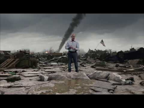 A Tornado Hits The Weather Channel | IMR