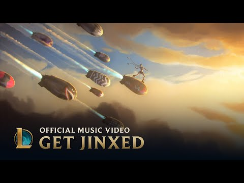 Get Jinxed (ft. Djerv) | Official Music Video - League of Legends