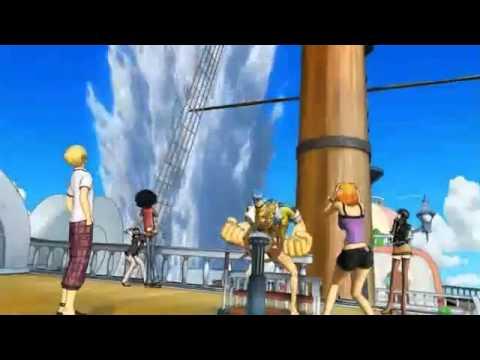 ワンピース3D - One Piece 3D Mugiwara Chase Trailer
