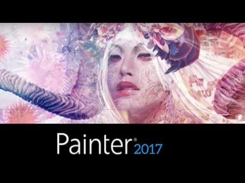 Introducing Corel Painter 2017 Digital Art Studio