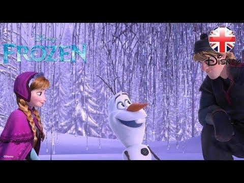 FROZEN | Full UK Trailer | Official Disney UK