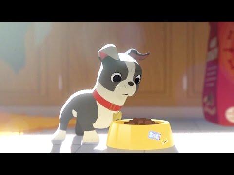The Making of Disney Short Film 'Feast'