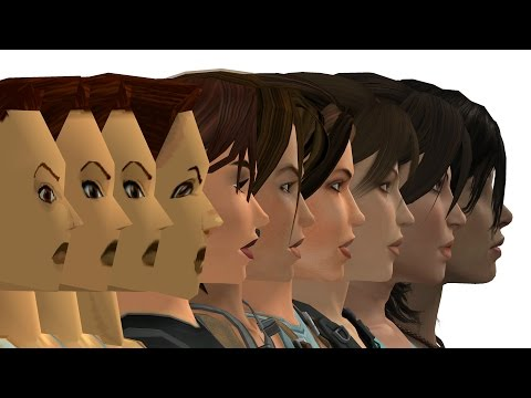 Evolution of Video Game Graphics 1962 - Now (4K 60FPS)