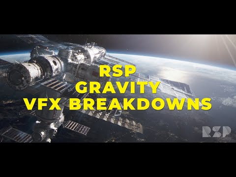 Rising Sun Pictures Gravity VFX Breakdown - re-entry sequence