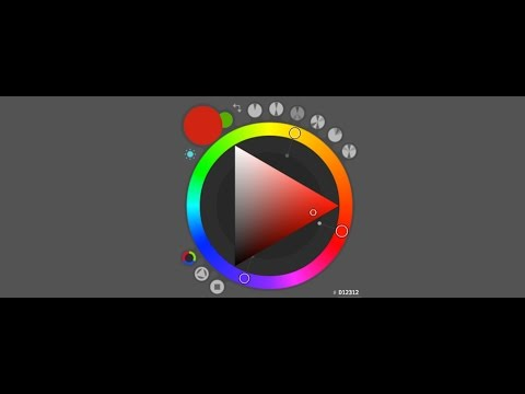 Tutorial: The Coolorus Color Wheel Guide