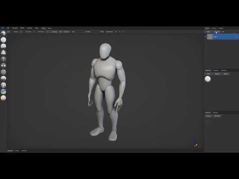 UV Unwrap | ArmorPaint