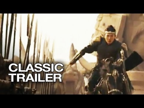 The Mummy 3: Tomb of the Dragon Emperor Official Trailer #1 - Brendan Fraser Movie (2008) HD