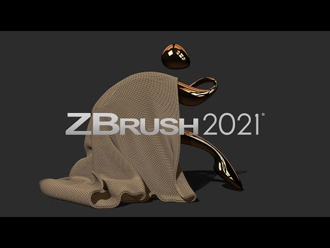 ZBrush 2021 New Features - Official Sneak Preview