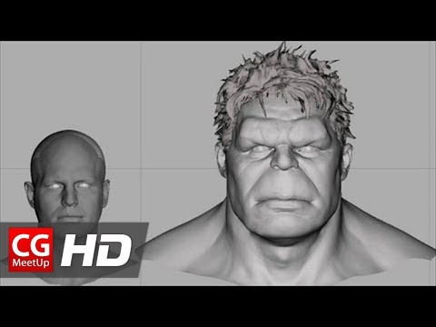 "CGI VFX - Making of ""Hulk"" Part 2 - The Avengers - Industrial Light & Magic | CGMeetup"