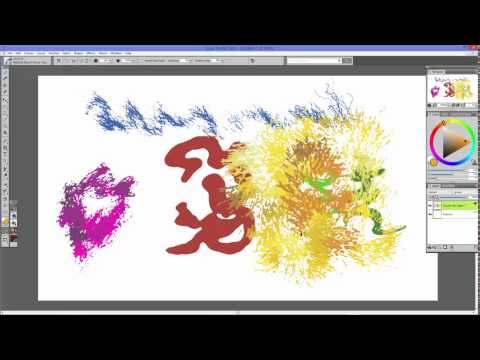 NEW Special Media Brushes Feature