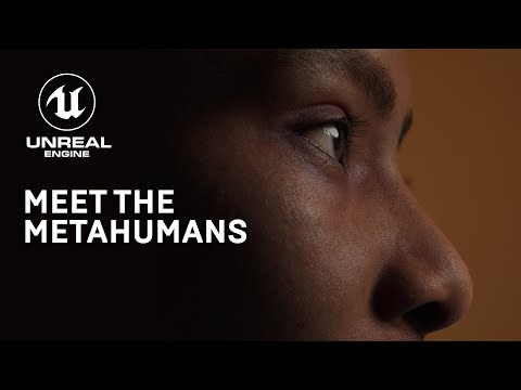 Meet the MetaHumans: Free Sample Now Available | Unreal Engine