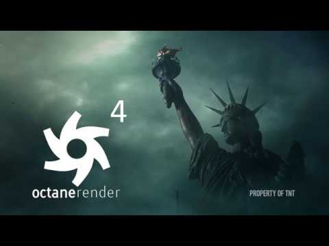Hello World: OctaneRender 4 - The Future of AI and GPU Rendering