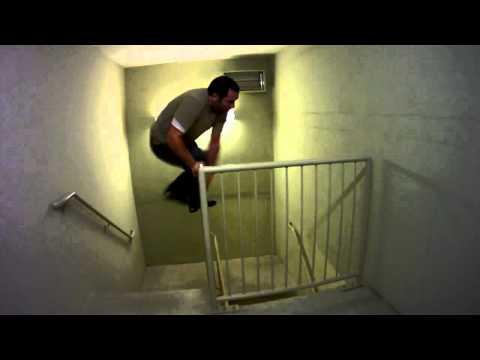 Jason Martinsen - Stair Animation Demo - Video Reference 1/5