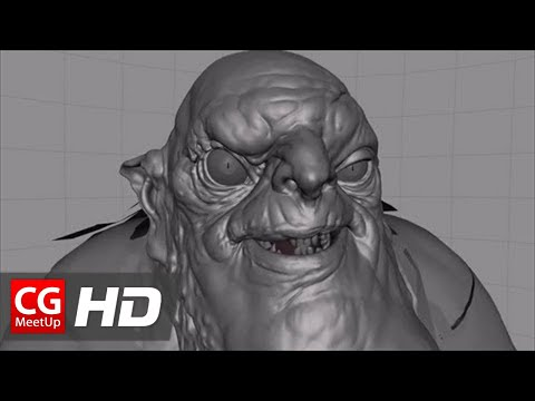 CGI VFX - Making of - The Goblin King - The Hobbit An Unexpected Journey by Weta Digital | CGMeetup