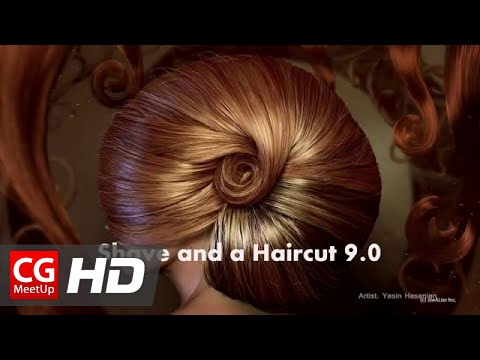 """CGI 3D Showreel HD """"Shave and a Haircut 9 0 for Autodesk Maya"""" by Joe Alter 