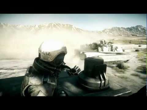 Battlefield 3: Thunder Run Tank Gameplay Trailer (E3)