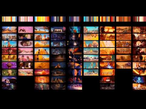 Cloudy With A Chance Of Meatballs- Making of the Color Script